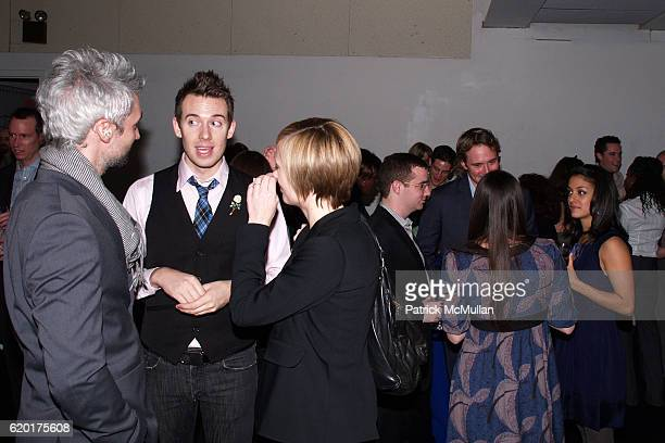 Atmosphere at PAUL TAYLOR DANCE Hosts Cocktails for YOUNG PATRONS at 552 Broadway on November 11 2008 in New York City
