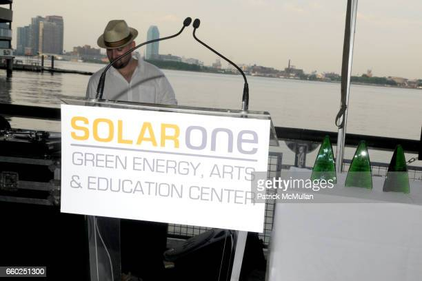 Atmosphere at SOLAR 1's Revelry By The River Honors MATTHEW MODINE KICK KENNEDY HSBC at Stuyvesant Cove on June 2 2009 in New York