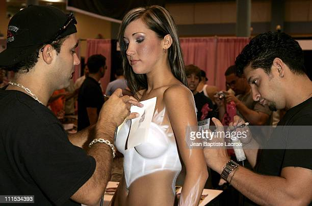 Atmosphere at the 2006 Exxxotica Miami Convention Day 2