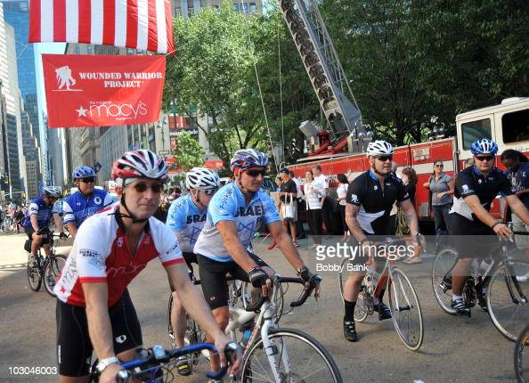 wounded warrior project soldier ride