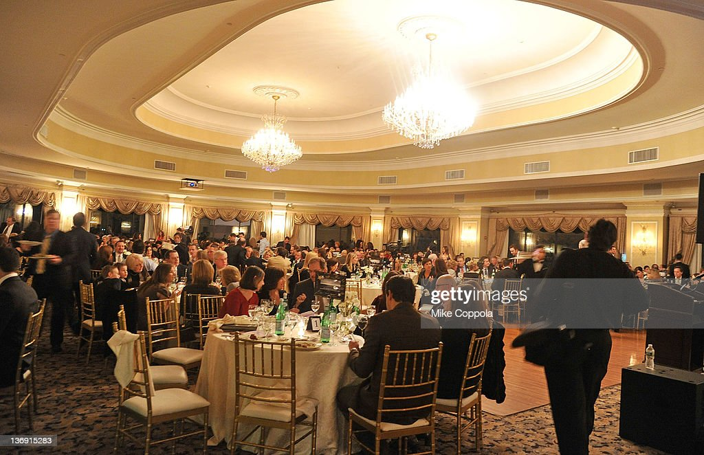 Atmosphere at the 2012 A Midwinter Night's Dream Gala at Oheka Castle on January 12 2012 in Huntington New York