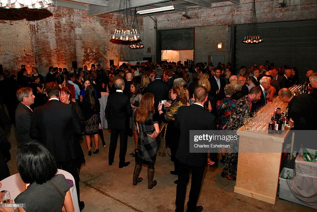 Atmosphere at the 2012 Dia Art Foundation's Gala at Dia Art Foundation on November 12, 2012 in New York City.