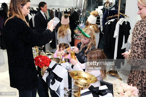 Atmosphere at the alice olivia by Stacey Bendet x GOOD Foundation Toy Drive KickOff on November 30 2016 in New York City