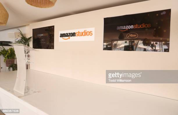 Atmosphere at the Amazon Studios International Presentation At The 2017 Cannes Film Festival on May 21 2017 in Cannes