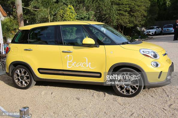 Atmosphere at the Beach Magazine Cover Party at Osteria Salina on June 6 2015 in Wainscott New York