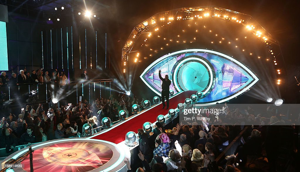 Atmosphere at the Celebrity Big Brother House at Elstree Studios on January 3 2013 in Borehamwood England