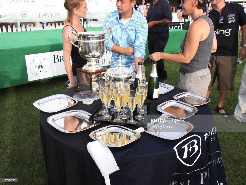 Atmosphere at the closing day of the Mercedes-Benz Polo Challenge at Blue Star Jets Field at Two Trees Farm on August 22, 2009 in Bridgehampton, New York.
