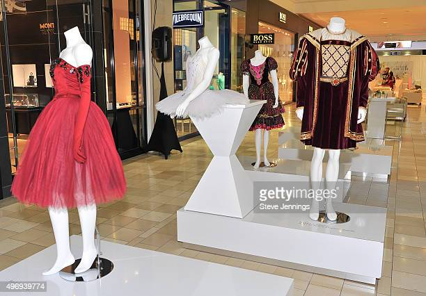 Atmosphere at the Cocktails Couture luxury event at Westfield Valley Fair on November 12 2015 in Santa Clara California