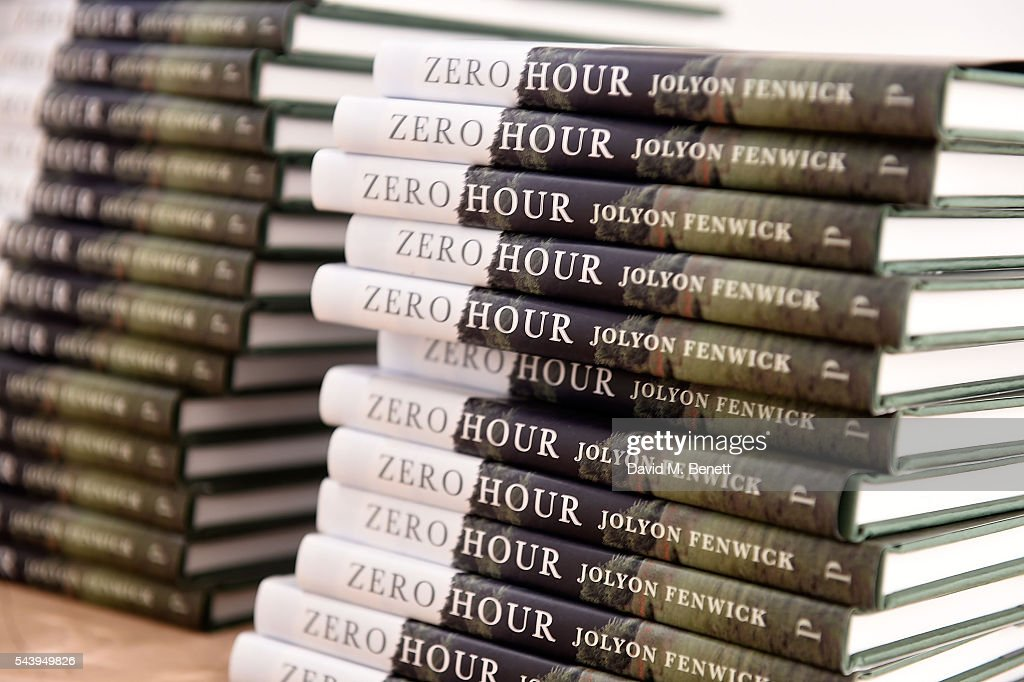 Atmosphere at the exhibition launch party of 'The Zero Hour Panoramas' by Jolyon Fenwick. The exhibition consists of 14 photographic panoramas showcasing, '100 Years on: Views From The Parapet of the Somme', at Sladmore Contemporary on June 30, 2016 in London, England.
