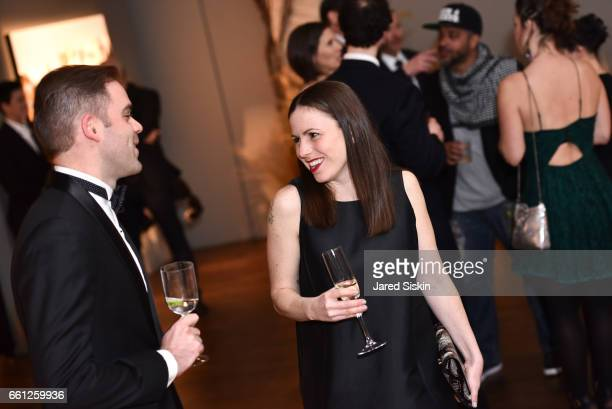 Atmosphere at the First Annual Medair Gala at Stephan Weiss Studio on March 30 2017 in New York City