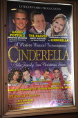 Atmosphere at the gala opening night of Lythgoe Family Productions and LA's Best present 'Cinderella' a modern musical in the style of a British...