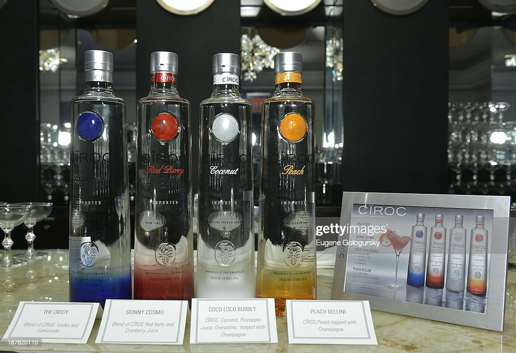 Atmosphere at the Gotham Magazine Celebration with Cover Star Isla Fisher with Ciroc Vodka on April 26, 2013 in New York City.