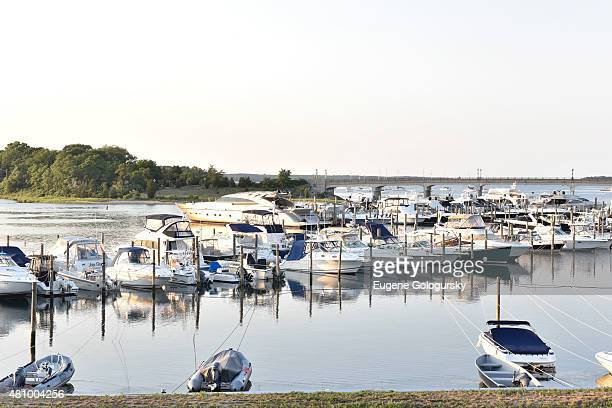 Atmosphere at the Hamptons Magazine Celebration With Cover Star Jane Krakowski at Baron's Cove on July 16 2015 in Sag Harbor New York