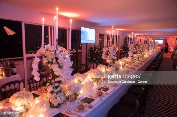 Atmosphere at The Harmonist Party during the 70th annual Cannes Film Festival at on May 22 2017 in Cannes France