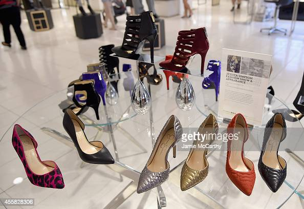 Atmosphere at the Jessica Simpson Collection Fashion Show at Nordstrom on September 20 2014 in Los Angeles California