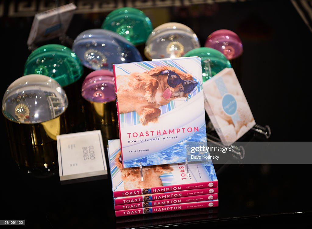Atmosphere at the Jonathan Adler Toasts @ToastMeetsWorld At The Launch Of TOASTHAMPTON on May 24, 2016 in New York City.