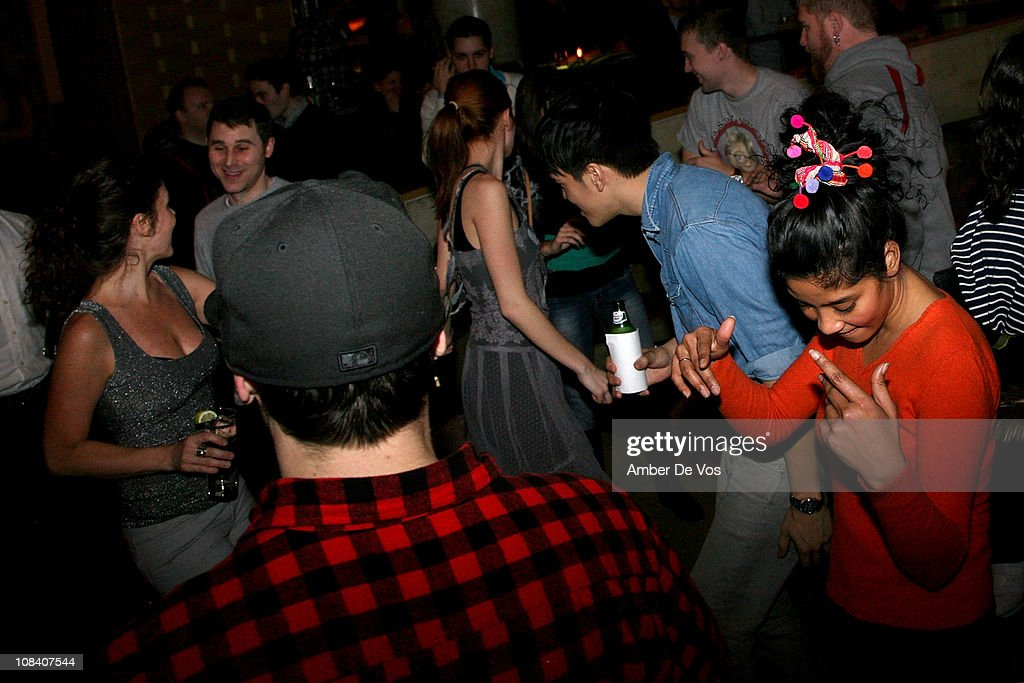 Atmosphere At The Living Room Bar W New York