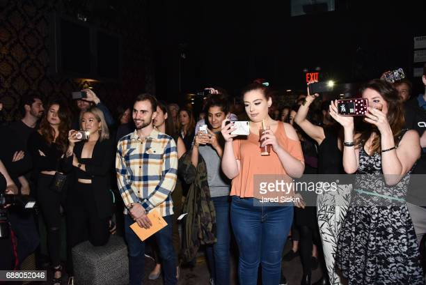 Atmosphere at the PiperWai NYC Launch Event at Vnyl on May 24 2017 in New York City