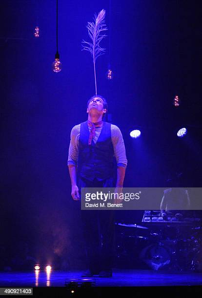 Atmosphere at the press night of 'LIMBO' on May 15 2014 in London England