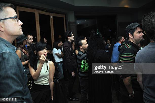 Atmosphere at the Season Finale For SyFy Channel's 'Faceoff' Season 7 Viewing Party held at The Parlor on October 28 2014 in West Hollywood California