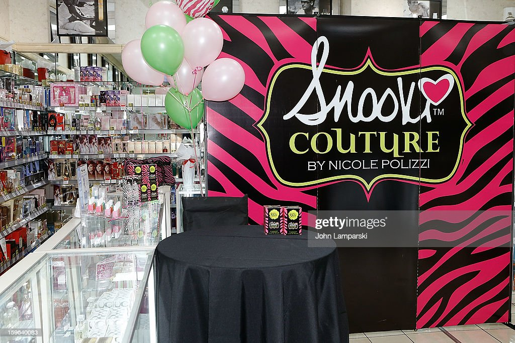 Atmosphere at the Snooki Couture & Snooki Nails launch at Perfumania on January 17, 2013 in the Queens borough of New York City.