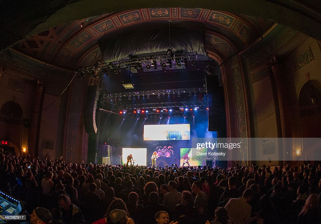 Atmosphere at The Wellmont Theatre on November 29, 2013 in Montclair, New Jersey.
