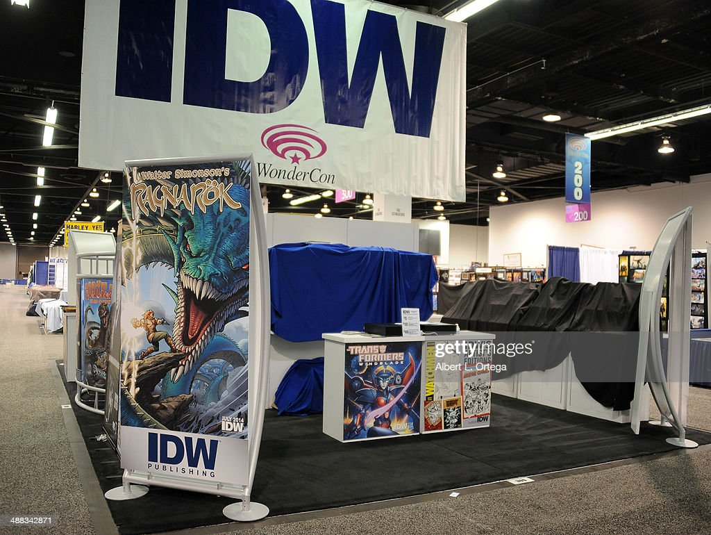 Atmosphere at WonderCon Anaheim 2014 - Day 3 held at Anaheim Convention Center on April 20, 2014 in Anaheim, California.