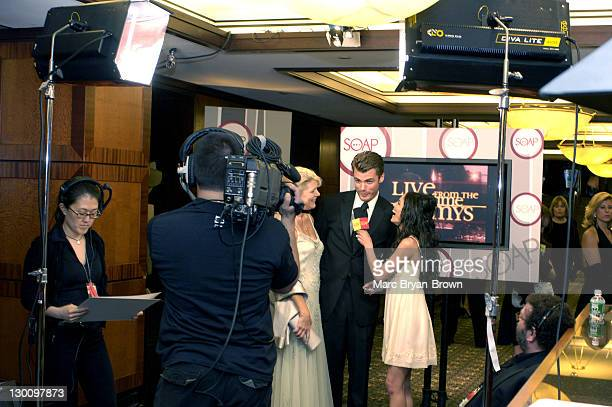 Atmosphere during 32nd Annual Daytime Emmy Awards Reception at Radio City Music Hall in New York City New York United States