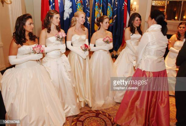 Atmosphere during 52nd Annual International Debutante Ball Receiving Line at The Waldorf Astoria Hotel in New York City New York United States