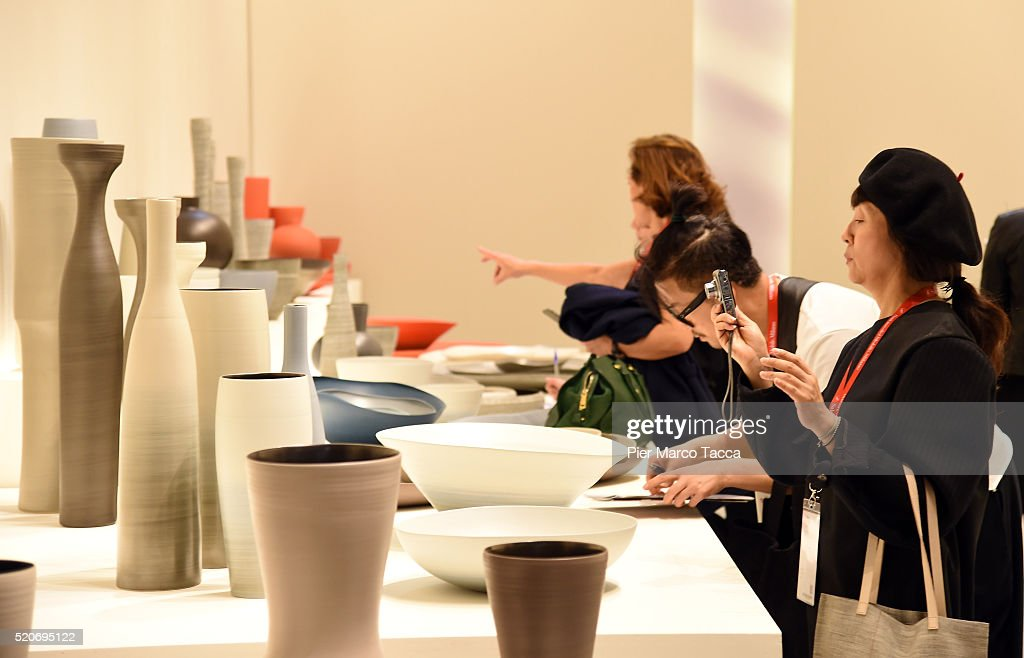Milan design week 2016 55 salone del mobile getty images for Fiera del mobile rho 2016