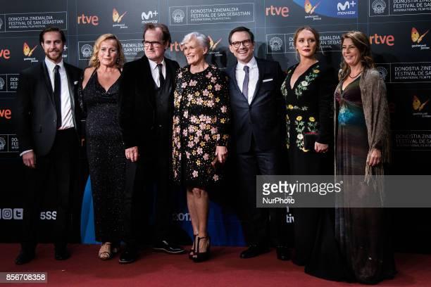 Atmosphere during 65th San Sebastian Film Festival at Kursaal on September 30 2017 in San Sebastian Spain