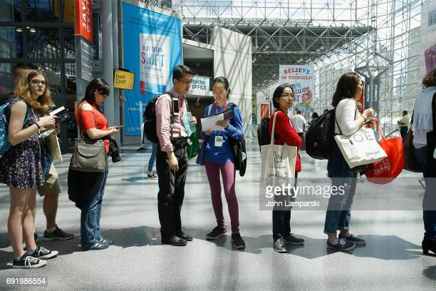 Atmosphere during BookCon 2017 at Javits Center on June 3 2017 in New York City