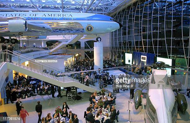 Atmosphere during Centennial Guild Hosts the When You Wish Upon a Star Gala at Air Force One Pavilion at the Ronald Reagan Presidential Library in...