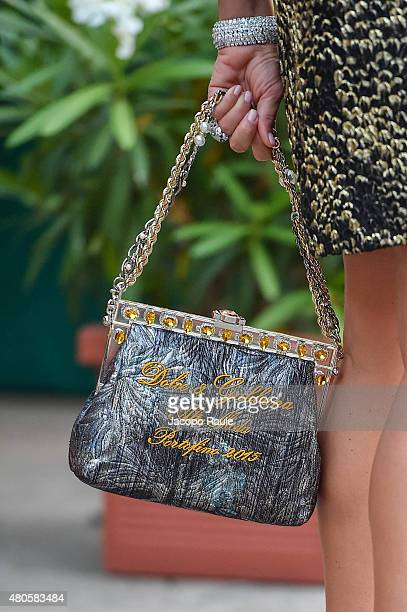 Atmosphere during DolceGabbana Haute Couture Fall/Winter 2015/16 Presentations In Portofino on July 12 2015 in Portofino Italy