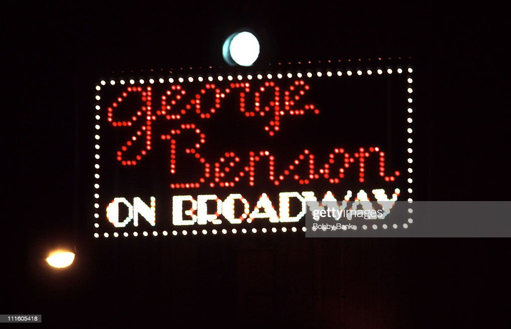 Atmosphere during George Benson in Concert at The Beacon Theater in New York City May 7 1978 at Beacon Theater in New York City New York United States