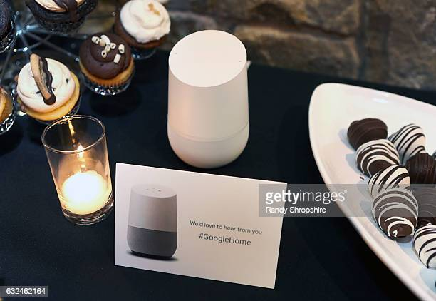 Atmosphere during Google Home x Sundance x Wanderluxxe celebrate diversity at the home of Barry Amy Baker on January 22 2017 in Park City Utah