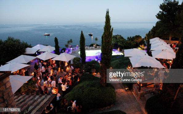 Atmosphere during Il Pellicano Summer Party with Jurgen Teller held at the Hotel Il Pellicano on June 13 2009 in Porto Ercole Italy