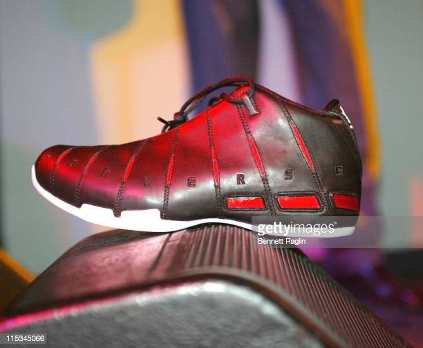 Atmosphere during Launch Party To Celebrate NBA AllStar Dwyane Wade And His New Converse Signature Shoe 'Wade' at Splashlight Studios in New York New...