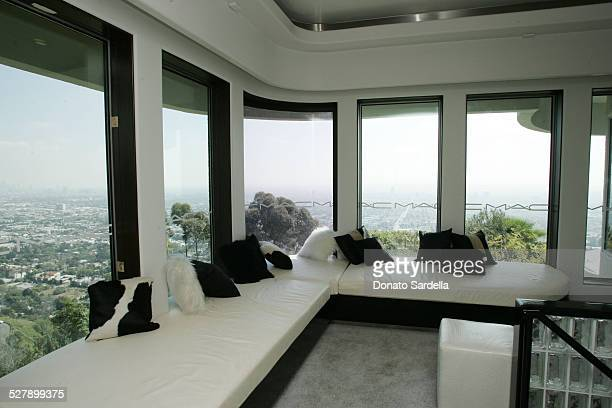 Atmosphere during MAC Cosmetics At The Soho House Oscar Villa at Soho House in West Hollywood California United States