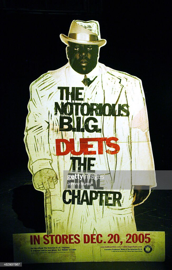 Notorious B.I.G Duets ''The Final Chapter'' Album Release ...