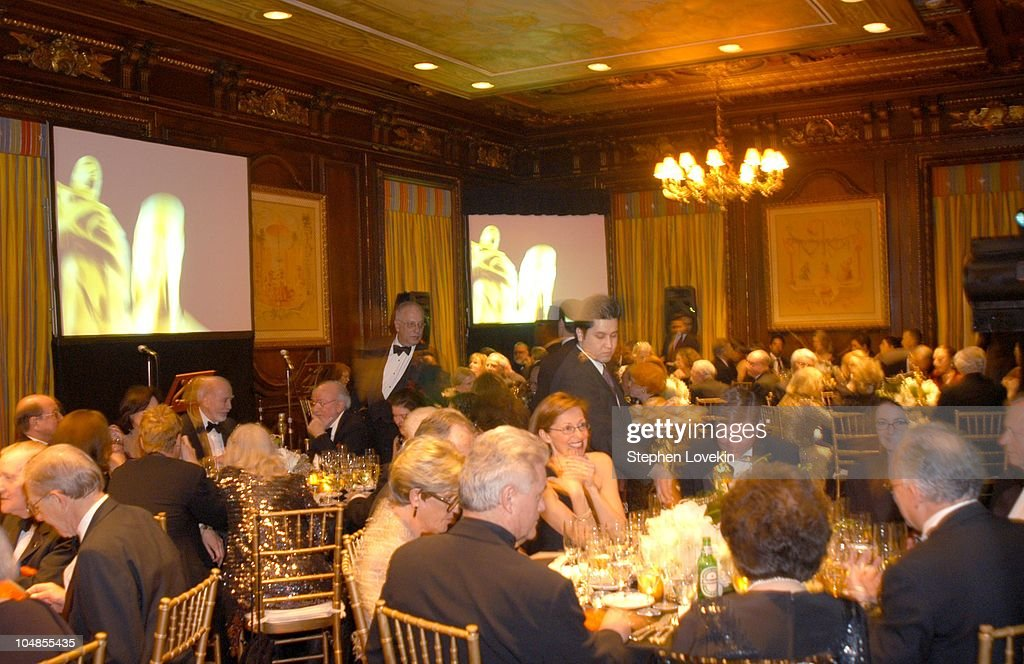 Atmosphere during Official 2003 Academy of Motion Picture Arts and Sciences Oscar Night Party at Le Cirque 2000 at Le Cirque 2000 in New York, NY, United States.