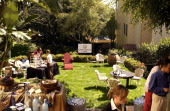 Atmosphere during Sunset Marquis Oasis Hosted by Peoples Revolution Day Two at Sunset Marquis in West Hollywood California United States