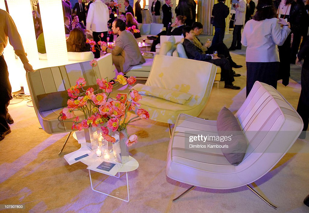 atmosphere during the architectural digest home design show opening night gala to benefit directeffect at pier - Home Design Show Nyc