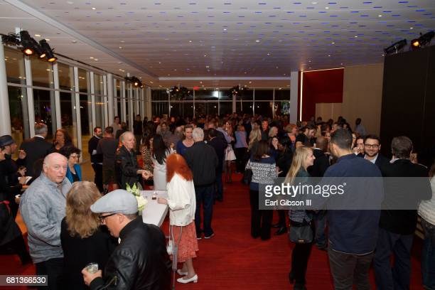 Atmosphere during the FYC Event for History's 'SIX' after party at Wolf Theatre on May 9 2017 in North Hollywood California