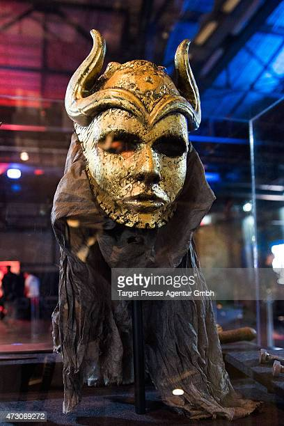 Atmosphere during the pre opening party of the exhibition 'Game of Thrones Die Ausstellung' on May 12 2015 in Berlin Germany