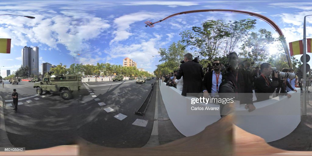 360 Stills - Spanish National Day