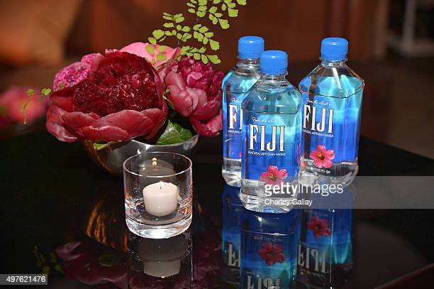 Atmosphere is seen at FIJI Water At The HFPA And InStyle Celebration of Miss Golden Globe 2016 at Ysabel on November 17 2015 in West Hollywood...