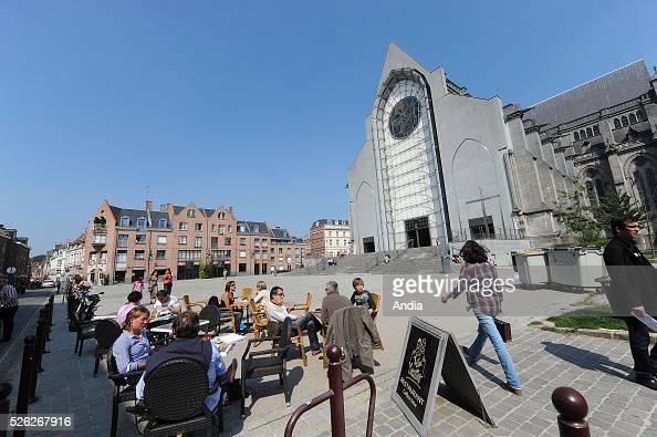 Restaurant Notre Dame De La Treille Lille