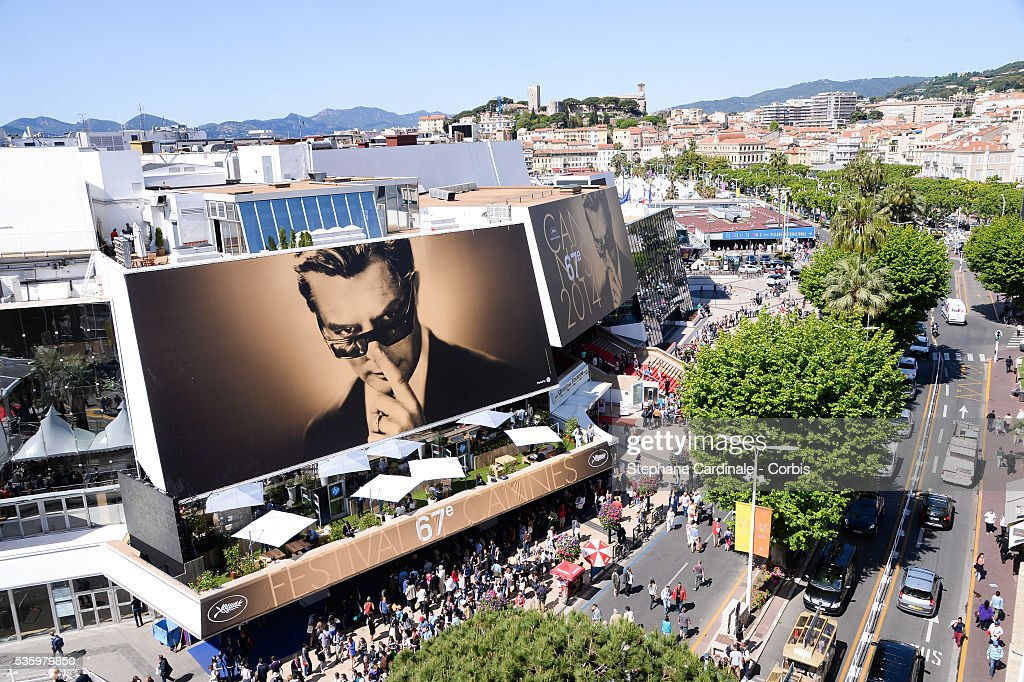 Atmosphere red carpet at the Closing Ceremony during 67th Cannes Film Festival