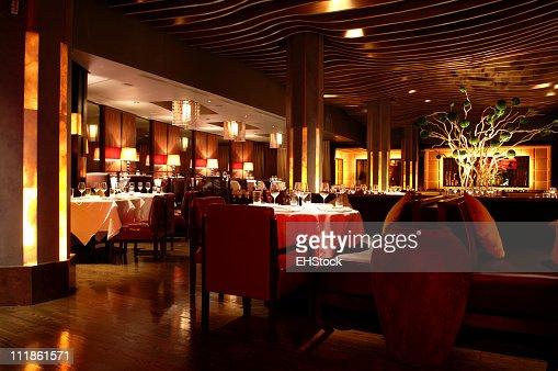 Atmosphere Restaurant Asian Fusion
